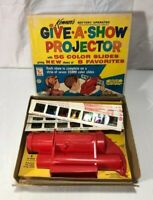 Vintage Kenner Give A Show Projector Toy