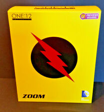 ZOOM ONE:12 COLLECTIVE MEZCO DC COMICS PX EXCLUSIVE Figure! NRFB! MINT!