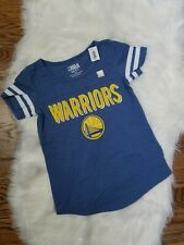 NEW NWT Golden State Warriors Girl's Small 6/7 T-Shirt