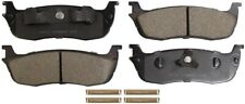 For Ford Expedition F-150 Lincoln Navigator Town Car Rear Disc Brake Pads Monroe