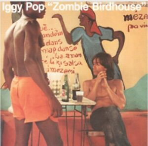 Iggy Pop - Zombie Birdhouse - Limited Edition Orange  Vinyl LP