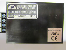 Polytron Devices Regulated Power Supply - Precision 10VDC supply