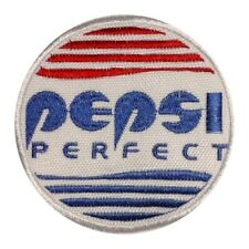 Back to the Future Embroidered Patch Pepsi Perfect Logo 2015 McFly Soda Cafe 80s