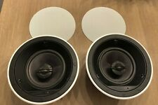 2 (A Pair) Bowers & Wilkins 2-Way In-Ceiling Speaker CCM664