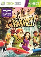 Xbox 360 Game - Kinect Adventures