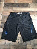 Royal Racing Cycling Race Shorts Men's Size X-Large XL Black EUC!!!