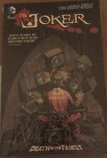 Joker Death of the Family HC (2013 DC Comics The New 52) #1-1ST VF