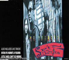 SPIN DOCTORS - Two Princes (UK 3 Track CD Single)
