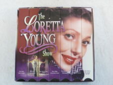 THE LORETTA YOUNG SHOW   7 VHS Box Set  14 Episodes Black and White  MM&V  1997