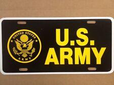 "U.S. Army Novelty License Plate Car Tag 6"" x 12"""