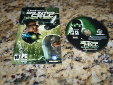 Splinter Cell Chaos Theory (PC) Game