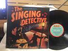 "VARIOUS THE SINGING DECTECTIVE VINYL LP RECORD 12"""