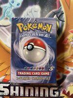 Pokemon Card 2-Player Starter Set Shadowless Theme Deck SEALED 1999 - WOTC