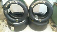 "Michelin X Racing Slicks, 4pc Tire set 18"""