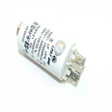 AIRCONDITIONER - PLASTIC ROUND RUN CAPACITOR 5µF / 5UF 400-500V 4 TERMINALS