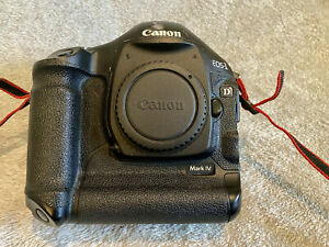 Canon EOS 1D Mark IV 16.1MP Digital SLR Camera - Black (Body Only)