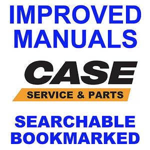 CASE 580C Loader 580 C TRACTOR SERVICE SHOP Manual & PARTS Catalog MANUALS CD