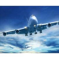 5D DIY Full Drill Diamond Painting Airplane Cross Stitch Embroidery Mosaic S1