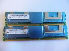 Dell 8Gb ( 2x 4Gb)  Ram Memory Poweredge 1950 2950 2900 6950 M600