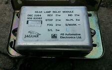 Jaguar xj40 Daimler Relais Steuergerät Licht HL Glühlampen Ausfall Modul Bj 89