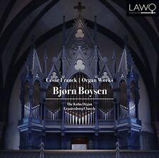 Bjorn Boysen - Cesar Franck: Organ Works [CD]