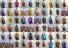 50 Pc Wholesale-Lot Assorted Women Kaftan Short Nightwear Beach Maxi Dress