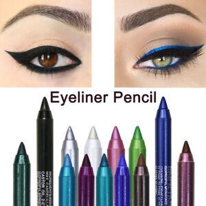 Colorful Eyeliner Matte Eye Cosmetics Shadow Eyeliner Long Lasting Eye Liner Pen