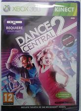 DANCE CENTRAL 2. JUEGO XBOX 360. REQUIERE KINECT. PAL-ESP. NUEVO, PRECINTADO.