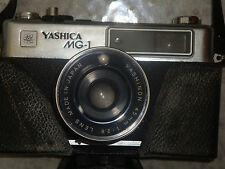 Macchina fotografica Yashica MG-1 (1975) Vintage