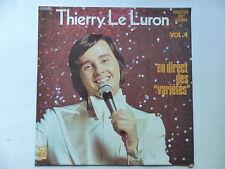 """THIERRY LE LURON Vol 4 En direct des """" variétés """" 2C064 94965"""