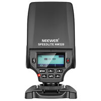 NW320 TTL Flash Speedlite for Sony a9 a7III a7RIII A7II a6500 a6000 a6300