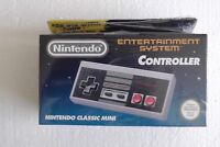 Official Nintendo NES Classic Edition Mini Controller GENUINE! NEW! SEALED!