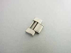 OMEGA Speedmaster Glied Stahl Ersatzglied steel bracelet link 16 mm