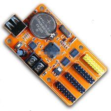 CX-U3 LED strip screen display unit board P10 U disk controller card module