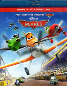 Planes - From above the world of Cars from Disney - Blu-ray