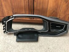 VW Polo AW Instrument Cluster Dash Trim with LED Lighting