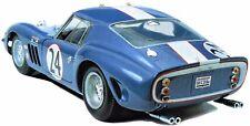 Ferrari GT GP F 1 12 Race Car Sport Vintage 1960s Concept 24 Metal 18 Racer Blue