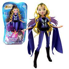 Winx Club - Doll - Witch Darcy Trix Power 28cm