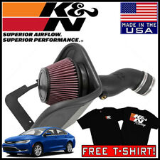 K/&N 57-1572 Multi Performance Air Intake System