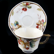 PORTOBELLO Villeroy & Boch CUP & SAUCER  NEW NEVER USED made in Germany