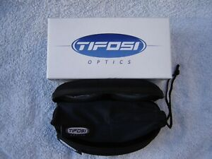 TIFOSI SYNAPSE Crystal Blue Cycling Sunglasses Interchangeable BNIB FREE P&P