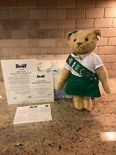 Nib Steiff Centenary Girl Scout Teddy Bear Limited Editon