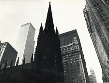 New York, the Word Trade Center 1985