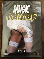 Music To Get Excited By - Vol.3 UK DVD