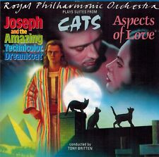 The RPO plays Suites From Aspects Of Love,  Joseph Technicolour Dreamcoat,  Cats