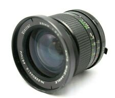 VIVITAR 28mm 1:2.5 Auto WIDE ANGLE Lens For Minolta *As Is* #Q025c