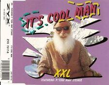 XXL It's cool man (#zyx7517, feat. Peter Steiner) [Maxi-CD]