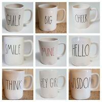 Rae Dunn Coffee Mug - Pick Your Word(s) NEW