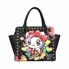 Hello Kitty Ice Cream  Premium PU Leather Shoulder / Hand Bag