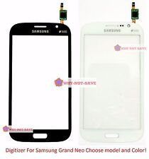 Outer Touch Glass Screen Digitizer Replacement Part for Samsung Galaxy Grand Neo